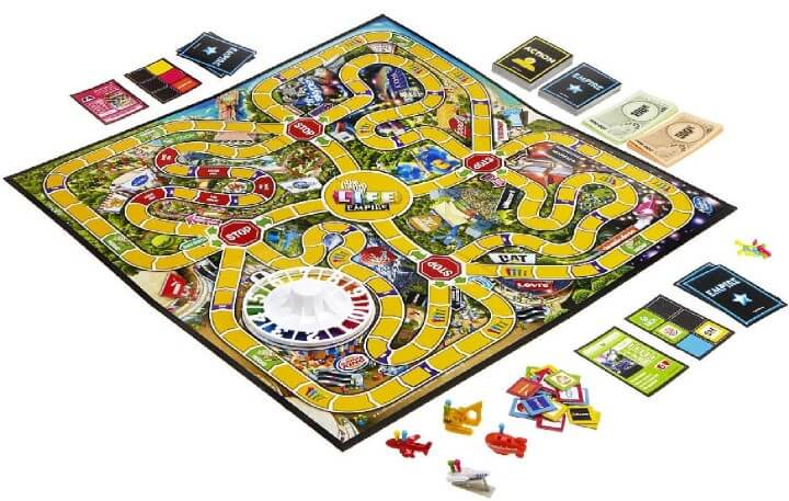 9 game of life board game versions you havent tried brilliant maps the game of life game empire edition gumiabroncs Images