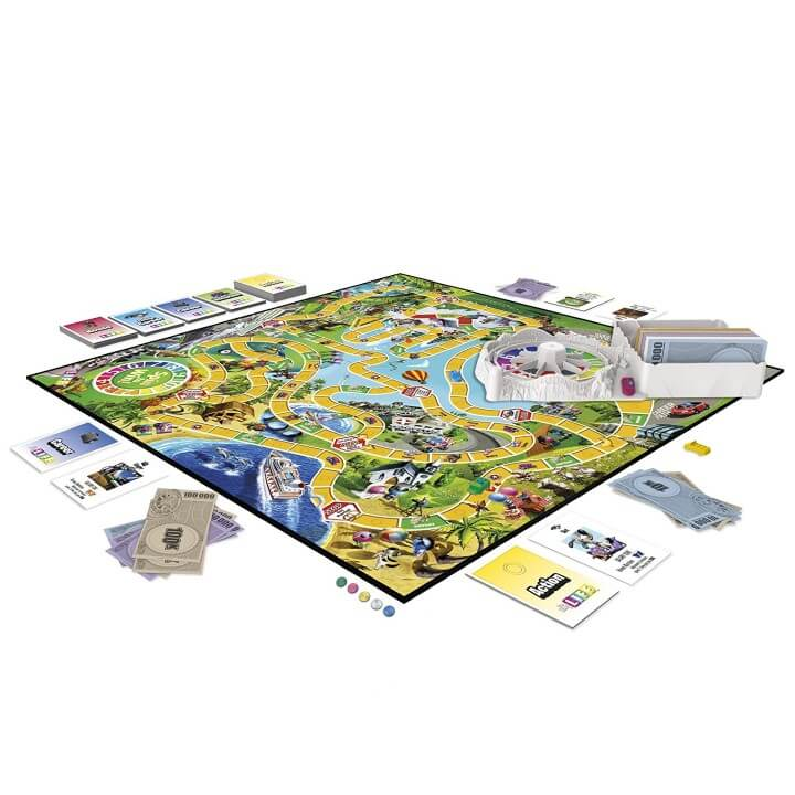 9 game of life board game versions you havent tried brilliant maps the game of life tripadvisor edition gumiabroncs Image collections