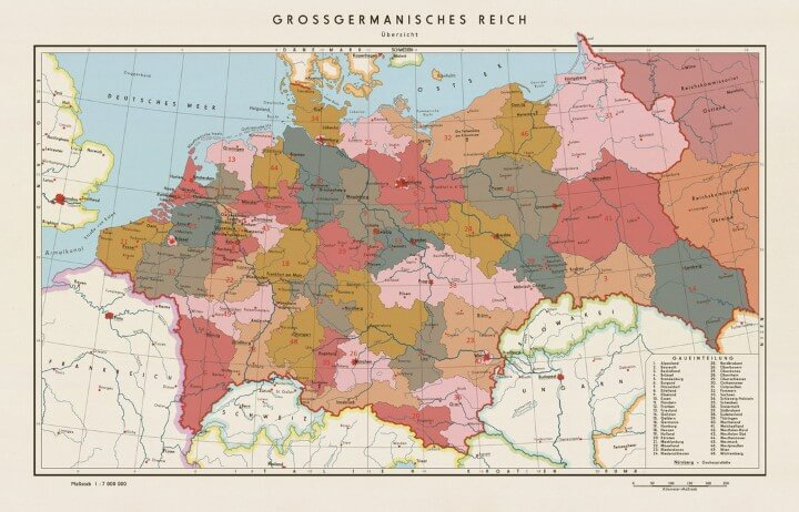 Germania 2: What Germany might have looked like had Nazi Germany won WW2