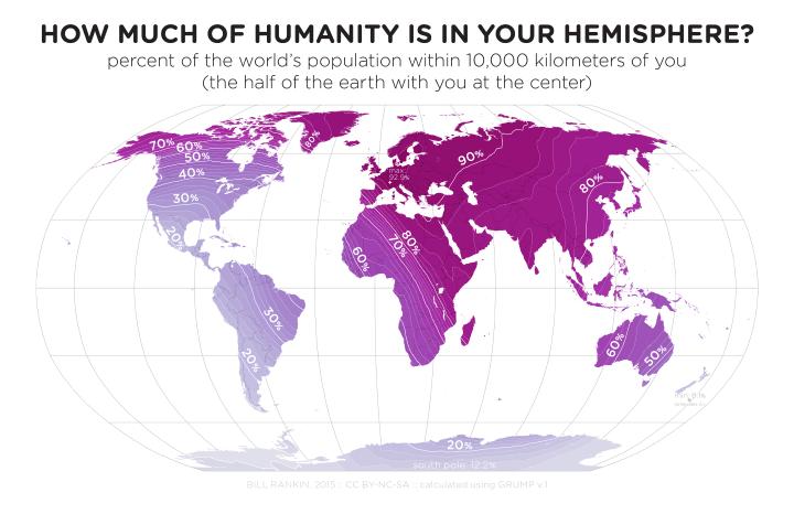 Vení, te muestro unos mapas interesantes
