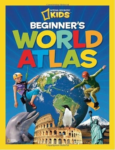 27 best world atlases for map lovers in 2017 brilliant maps national geographic kids beginners world atlas gumiabroncs Choice Image