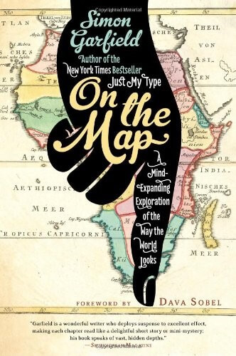 27 best world atlases for map lovers in 2017 brilliant maps on the map a mind expanding exploration of the way the world looks gumiabroncs Choice Image