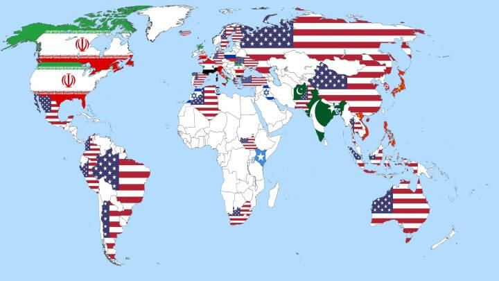 Which Country Is The Greatest Threat to World Peace?