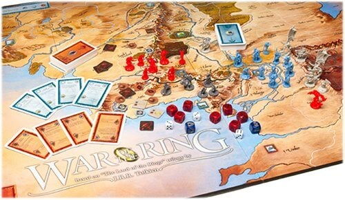 The 28 best map based strategy board games youve probably never war of the ring game map gumiabroncs Images