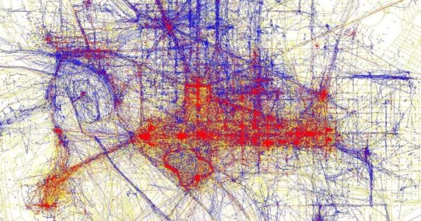 Tourists Vs Locals: 20 Cities Based On Where People Take Photos