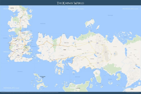 It's just an image of Game of Thrones Printable Map within agot